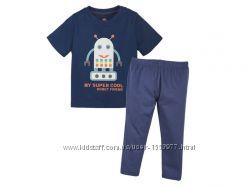 Пижама для мальчика с роботом размер 98-104, &nbsp28-73 Ю