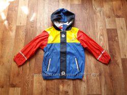 Курточка-дождевик для мальчика размер 110-116, 32-37 Ю