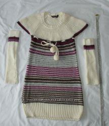 Праздничное платье для девочки на рост 136 - 164 см.