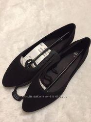 Балетки черные H&M