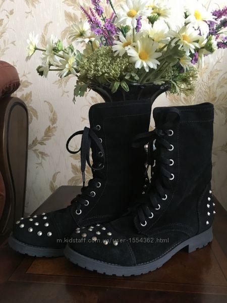 Высокие ботинки от Catwalk 39-39, 5 размер