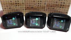 Смарт часы на шару Smart Watch GT 08 A1 DZ09 черные читай описание