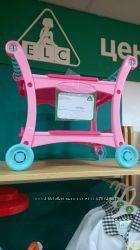 Большой чайный столик тележка на колесиках. Новый. Elc. Mothercare