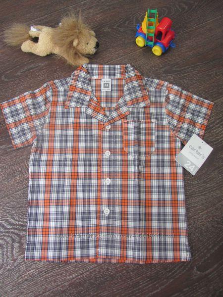 Carters 24м рубашка