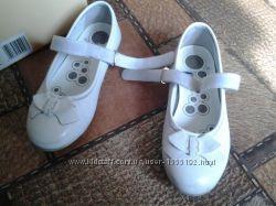 Туфли белые кожаные СНIССО оригинал