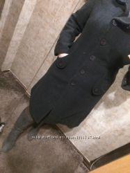 Пальто демисезонное, шерсть. В. Черкасский. р. 50