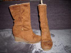 Ботинки зимние, 38 размер
