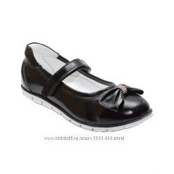школьные туфли на девочку из Турции