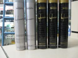 loreal professionnel INFINIUM extreme, extra strong, strong, Pure Infinium