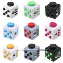 Fidget Cube Фиджет куб Кубик антистресс с кнопками