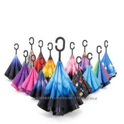 Зонт UpBrella Апбрелла, обратный зонт