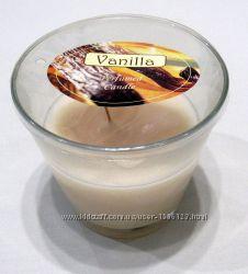 Свеча свечка ароматизированная большая
