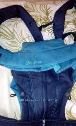 Рюкзак-переноска Кенгуру Cybex baby carrier 2go Германия