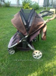 Продаю коляску Britax B Agile Duo, для двойни и погодок