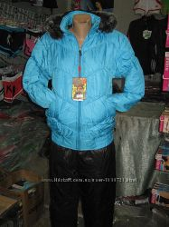Зимний костюм куртка и брюки Полубатал для женщин
