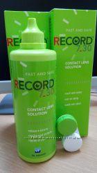 Раствор для контактных линз Vita Research, Record 7. 30