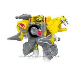 Fisher Price Imaginext Power Rangers Battle Armor Yellow Ranger