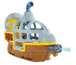 Fisher-Price Jake and the Never Land Pirates Submarine Disney