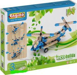 Конструктор Engino Вертолеты Eco Builds 3 модели