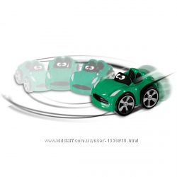 машинка Chicco со спецэффектами гонщика Turbo Team Stunt Вилли