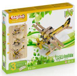 Конструктор Engino Самолеты Eco Builds 3 модели