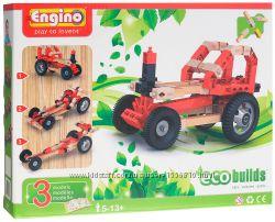 Конструктор Engino Автомобили Eco Builds 3 модели