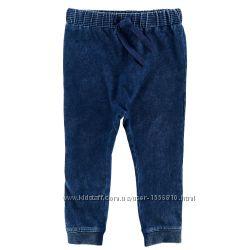Chicco Брюки трикотажные под джинс Boy размер 110 см