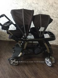 Коляска Graco Ready2grow для погодок
