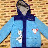 Куртка демисезонная Disney Olaf - 496 грн