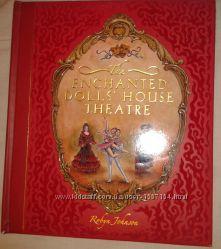Интерактивная книга на английском The enchanted dolls house theatre