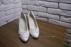187c9f614 Свадебные туфли 41-ый размер, 370 грн. Женская свадебная обувь ...