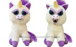 Интерактивная игрушка Feisty Pets Добрые Злые зверюшки 20 см