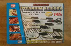 Набор ножей TITANIUM Professional
