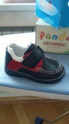 Ботинки Panda orthopedic 21 р  кожаные
