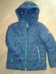 Куртка теплая 138-146