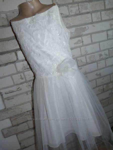 Платье нарядное праздничное Daga р. 146-158