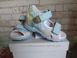 Ортопедические сандали  Minimen на мальчика р. 20-24см