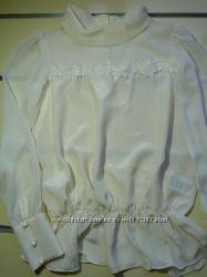 Блуза на девочку нарядная  128. 134. 140. 146. 152