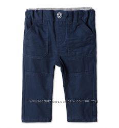 Новые хлопковые брюки р. 86 фирмы Baby Club от C&A