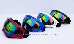 Лыжная маска лыжные очки
