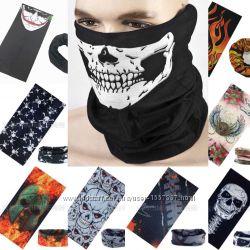 Бафф buff баф бандана шарф маска подшлемник балаклава
