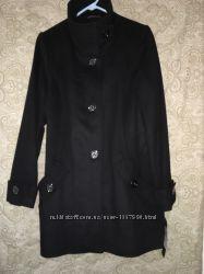Пальто Кашемірове Kristen Blake чорного кольору привезене із США розмір М