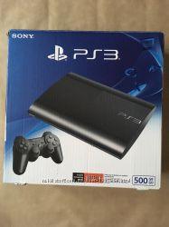 Sony PS3 приставка