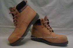 Ботинки женские кожаные CaterpillerРазмер 37 Стелька 24 см.