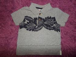 брендовая футболка-поло Gimboree