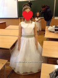 Шикарнейшее платье фирмы Tip Top пр-ва США