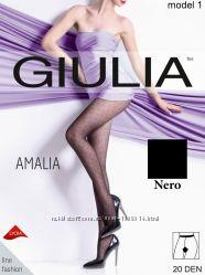 Колготки в горошек GIULIA Amalia 20 den