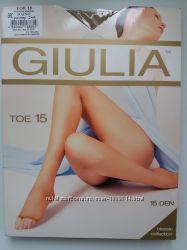Колготки с открытыми пальчиками Giulia Toe 15