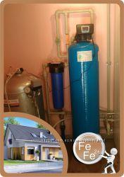 Обезжелезиватель воды Multifilters MF-100-AIR