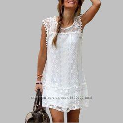 Пляжное платья
